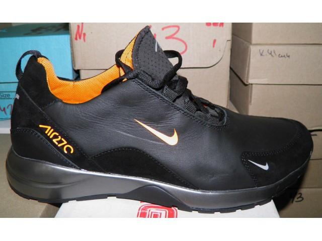 Туфли мужские NIKE ( Реплика) N 1798 черный *17984