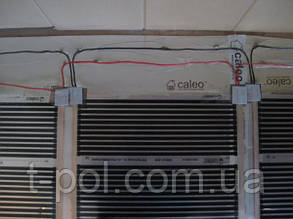 Пленочный теплый пол Caleo classic готовый комплект на 1 м2, фото 2
