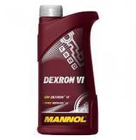 Трансмиссионное масло Mannol Dеxron VI ATF 1л
