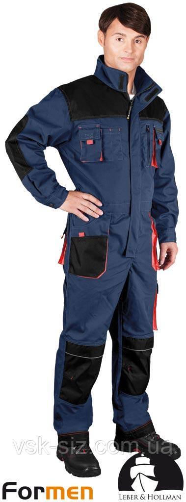Защитный рабочий полукомбинезон FORMEN LH-FMN-O, фото 1