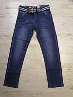 Джинсовые брюки для мальчиков, KE YI QI,134-164 рр
