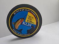 Леска Клинская 0,3мм, 6 кг, 100 м