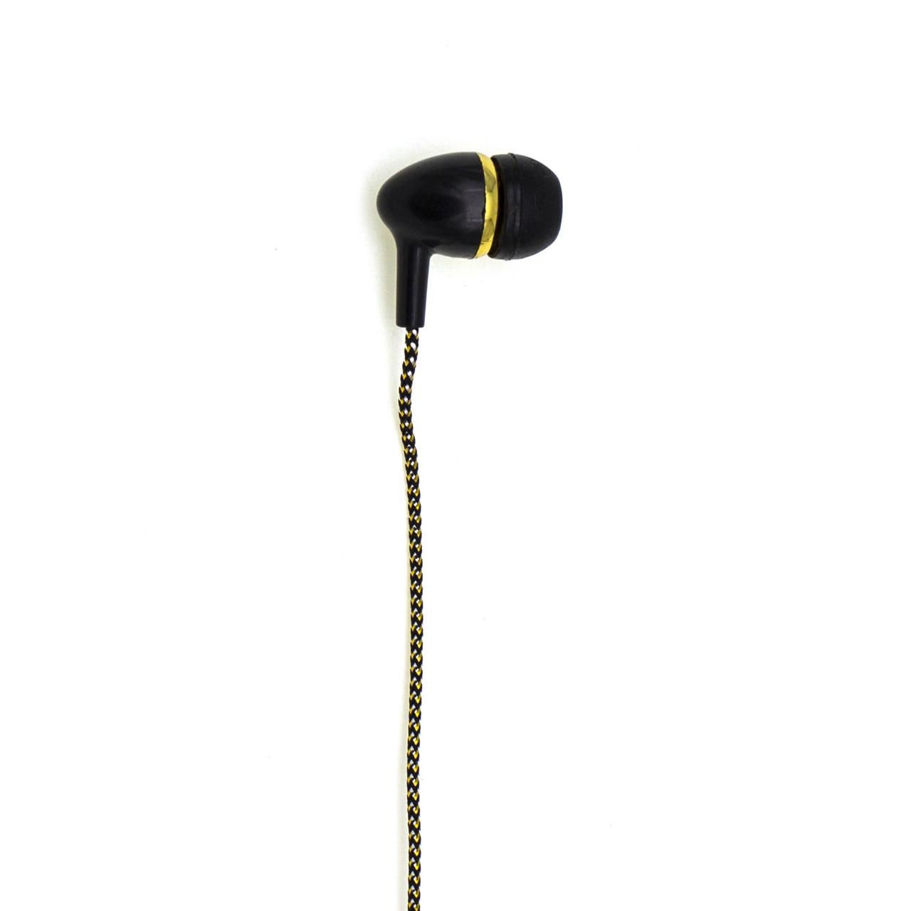 Наушники I-KOSON S3 Black Gold (S3)
