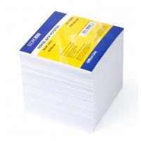 Папір для нотаток Economix, білий, 90х90, 1000 арк.