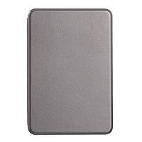 Чехол-книжка ZBS Оригинал Кожа для Apple iPad mini 2 Gray (OAIM2), фото 1