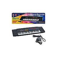 "Синтезатор с микрофоном ""Electronic Keyboard"" 44 клавиши"