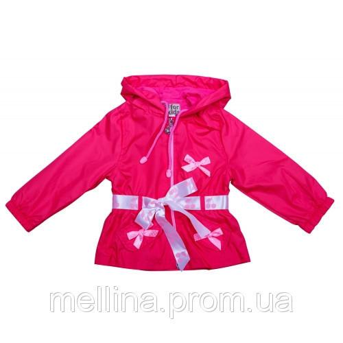 Ветровка детская для девочки Veterok