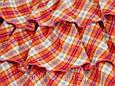 """Юбка детская для девочки Шотландка на рост 80 и 86 см., бренд """"Iana"""", фото 2"""