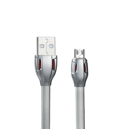 Кабель Remax RC-035M Laser microUSB-USB Gray (RC-035M)