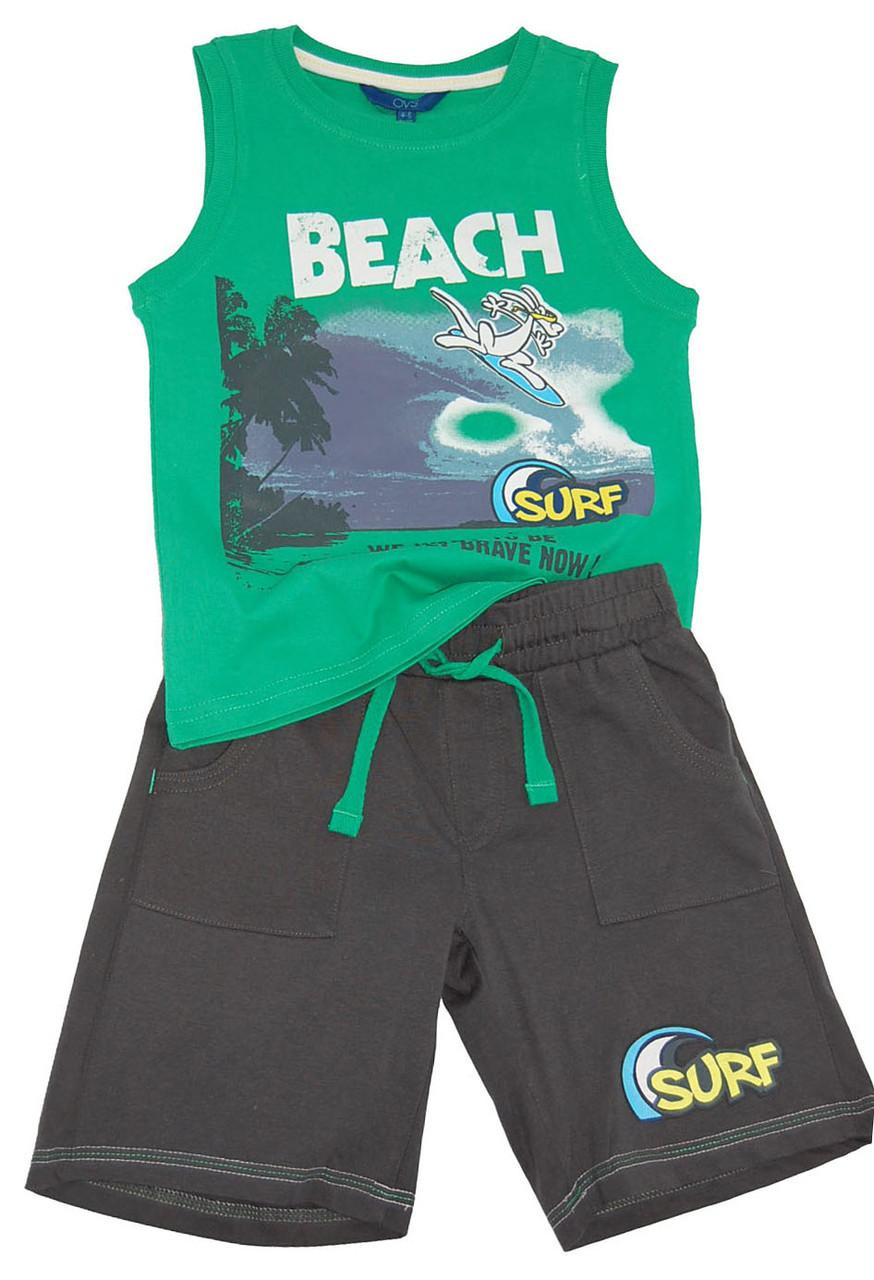 Майка и шорты детские для мальчика Surf