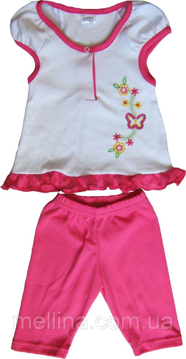 Туника и шорты на девочку Butterfly