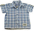 Рубашка для мальчика на рост 128-134 см., Machine, фото 3