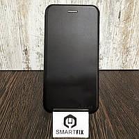 Чехол книжка для Samsung A8 Plus 2018 (A730) Черный