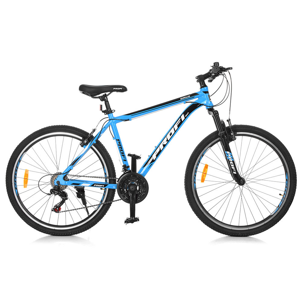 "Велосипед Profi 26"" G26SIRIUS A26.1 Blue (G26SIRIUS)"
