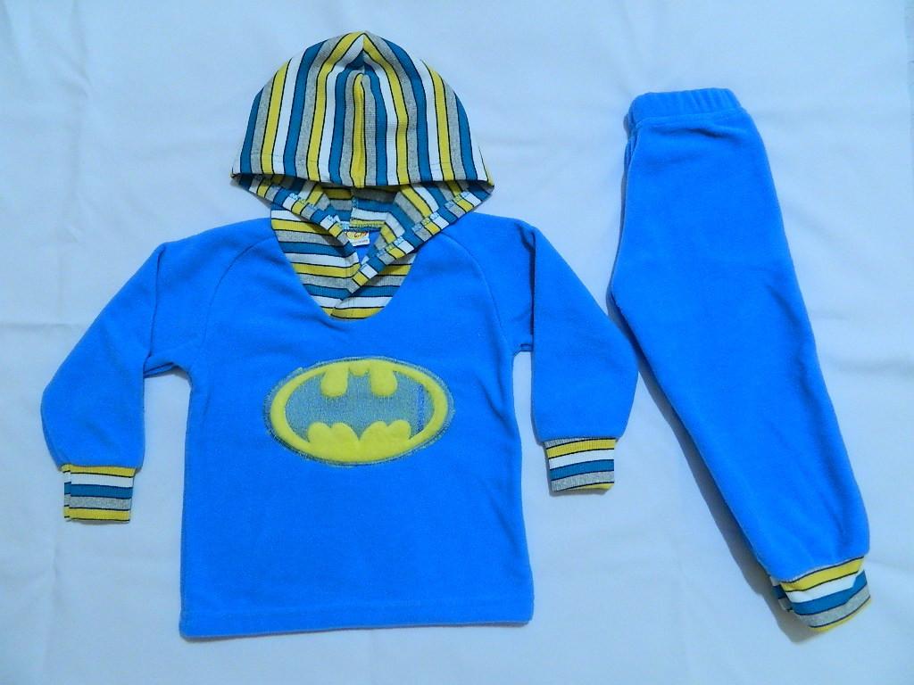 Детский спортивный костюм для мальчика Бэтмэн