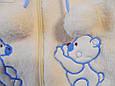 Комбинезон конверт махровый для мальчика Геркулес, фото 3