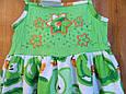 Летний сарафан для девочки Аврора, фото 2