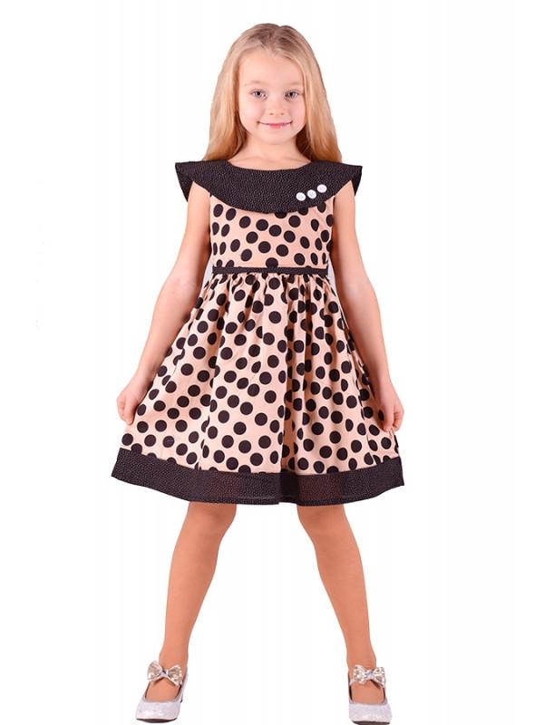 Детское платье нарядное Астрид