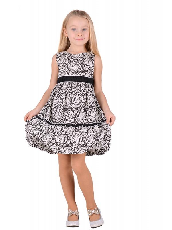 Нарядное детское платье Афина на рост 110 см