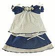 Комплект юбка и кофточка для девочки Диана на рост 86 см, фото 2