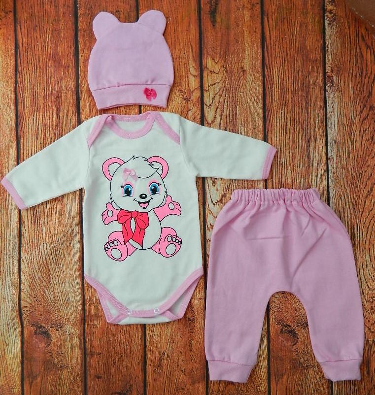 Детский костюм для девочки, размеры от рождения до 1 года Малышка-панда