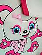 Детский костюм для девочки, размеры от рождения до 1 года Малышка-панда, фото 5