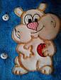 Костюм для новорождённого мальчика Fuzzy на рост 86 см, фото 3