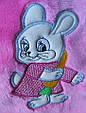 Махровый костюм для девочки Furry, фото 2