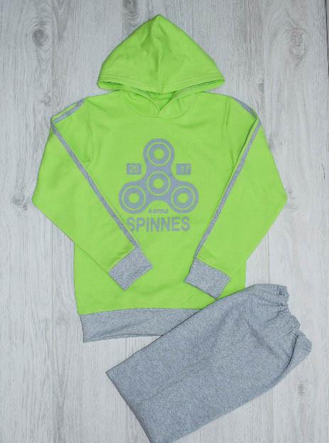 Тёплый спортивный костюм для мальчика Spinnes