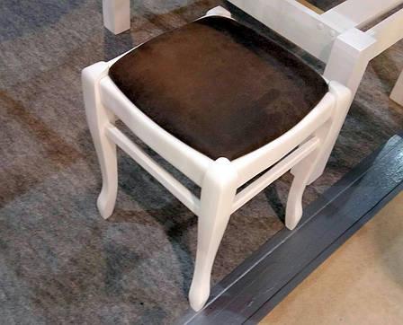 Табурет Гармонія 33 Fn, білий, фото 2