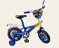"Велосипед DT Optimus 12"" Blue-Yellow (171224)"