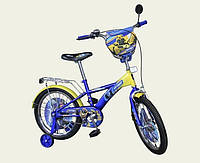 """Велосипед DT 14"""" Blue Yellow (171412)"""