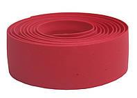 Обмотка руля TW CST-104  3х185 см, со вспененной резины, красная