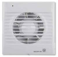 DECOR-100 C *12V 50*  Бытовой осевой вентилятор