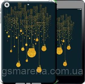 Чехол на iPad mini 3 Иллюстрация ночного города