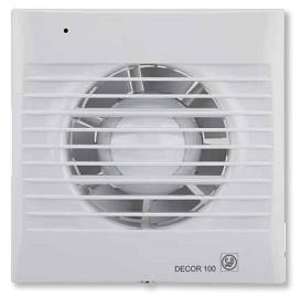 DECOR-100 C 'Z' *230V 50*  Бытовой осевой вентилятор