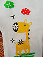 Детский набор тройка с начесом Love, фото 4