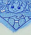 Комплект на выписку для мальчика махровый Angels, фото 2
