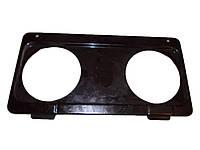 Решетка нижняя (под круглые фары), 80-8401080