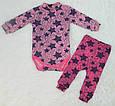 Тёплый комплект для девочки, детский костюмчик Starlet, фото 2