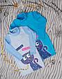 Теплое платье для девочки. Детское платье с длинным рукавом Кошечка, фото 2