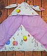 Зимний конверт для новорожденного Funny-Bunny, фото 2