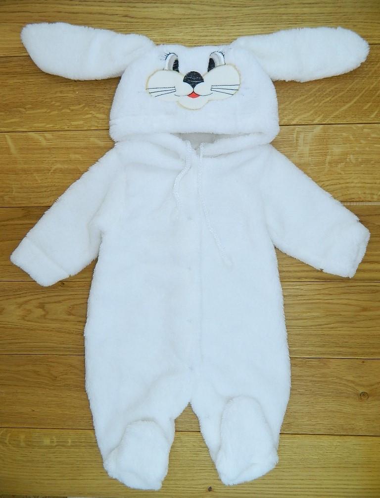 Детский комбинезон для малышей Шнуфель