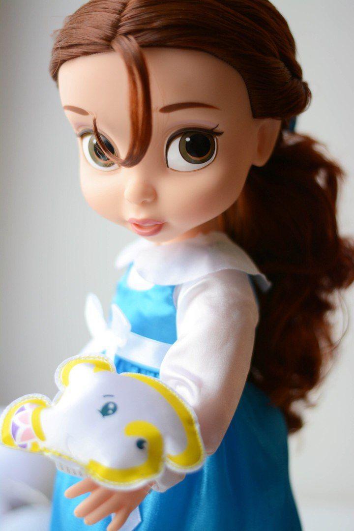 Кукла Белла - Belle серия Disney Animators 40 см