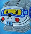 Велюровый костюм для мальчика Drygok на рост 80-86 см, фото 2