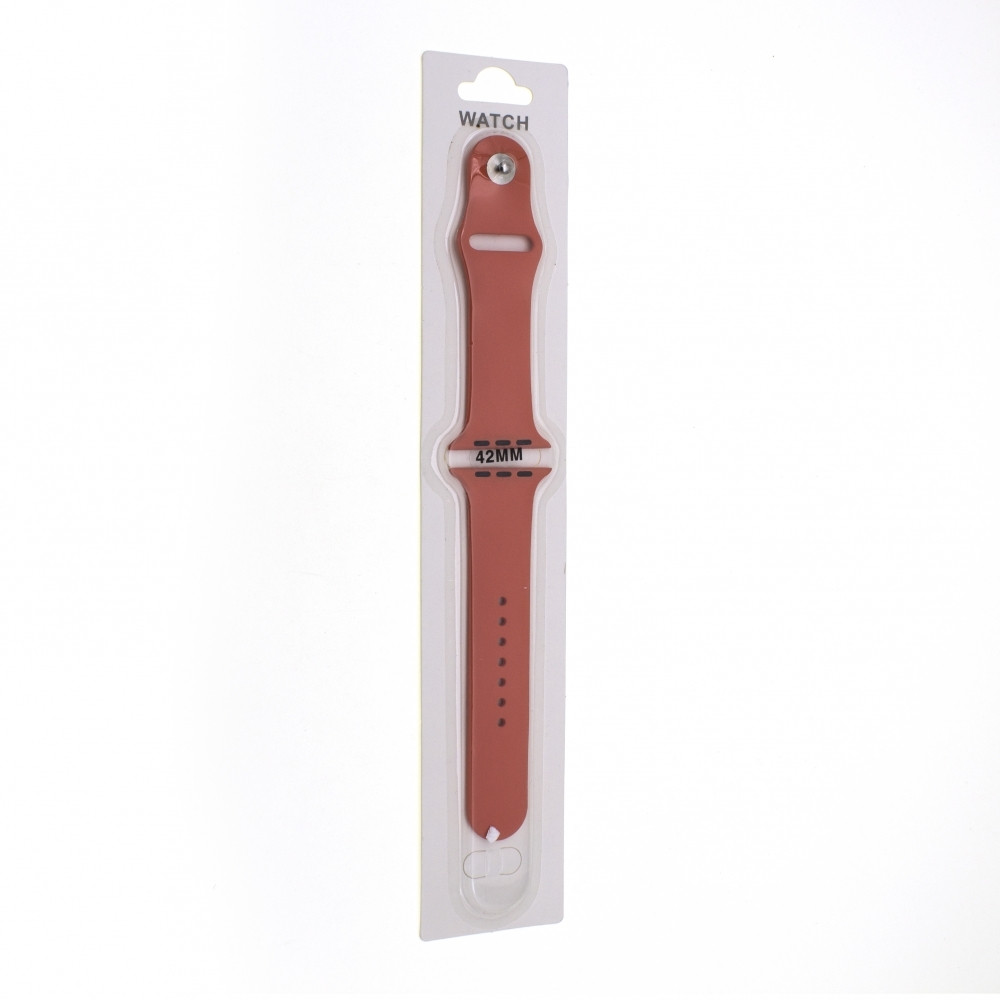 Ремешок ZBS Apple Watch Band Sport 42mm 02 Light Orange (BSport)