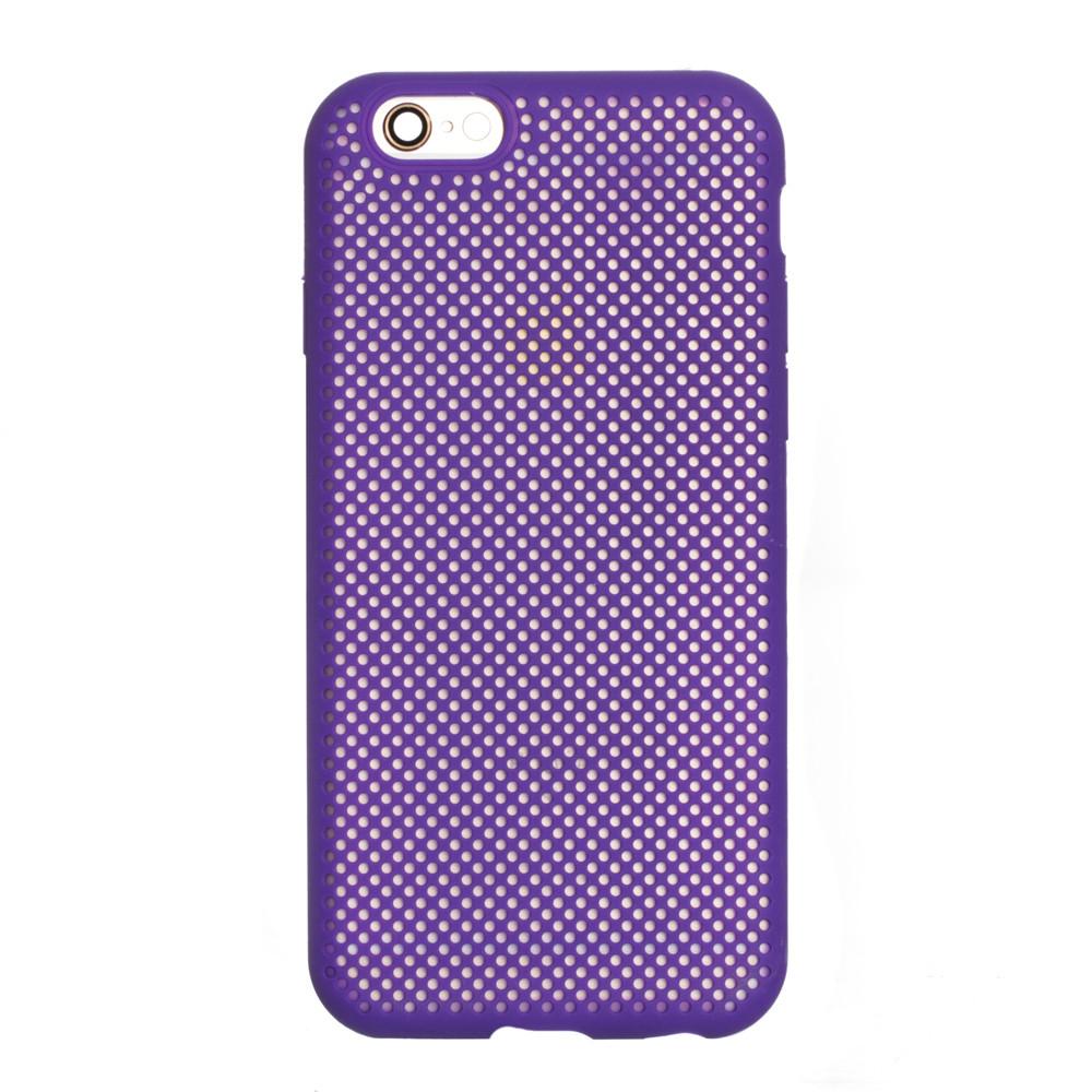 Панель Grid Силикон для Apple Iphone 6G Purple (GAI6)