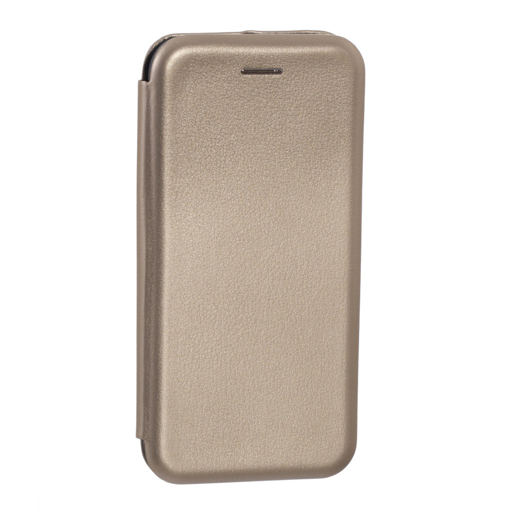 Чехол-книжка ZBS Оригинал Эко Кожа для Apple iPhone 7G/8G Gold (OAI7/8)
