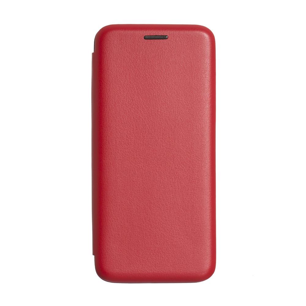 Чехол-книжка ZBS Оригинал Эко Кожа для Samsung S9 Plus Red (OSS9P)
