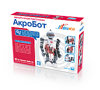 Детский развивающий конструктор – танцующий робот АкроБот